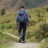 Equipaggiamento per camminare nei boschi