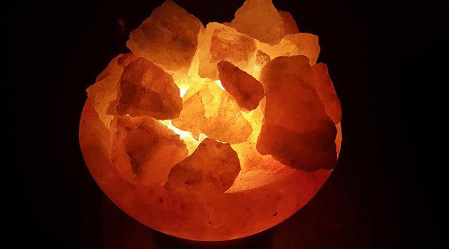 Cristalloterapia: cristalli di colore giallo